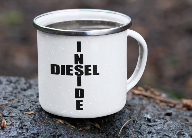 Bilde av Diesel inside kopp