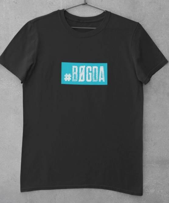 Bilde av #BØGDA T-skjorte
